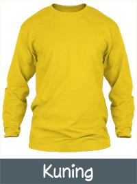 kuning lengan panjang