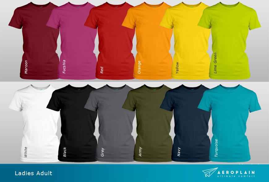 Aeroplain-ladies-adult-colors